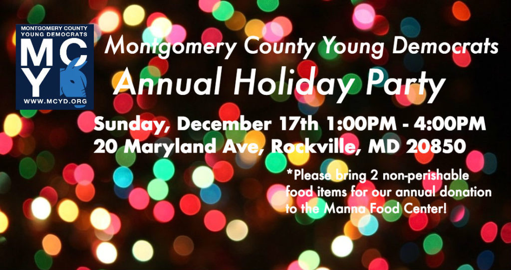 MCYD Holiday Party 2017