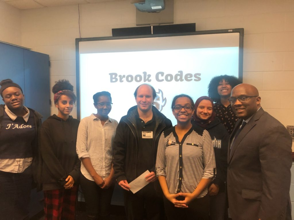 Brook Codes Hackathon Grant